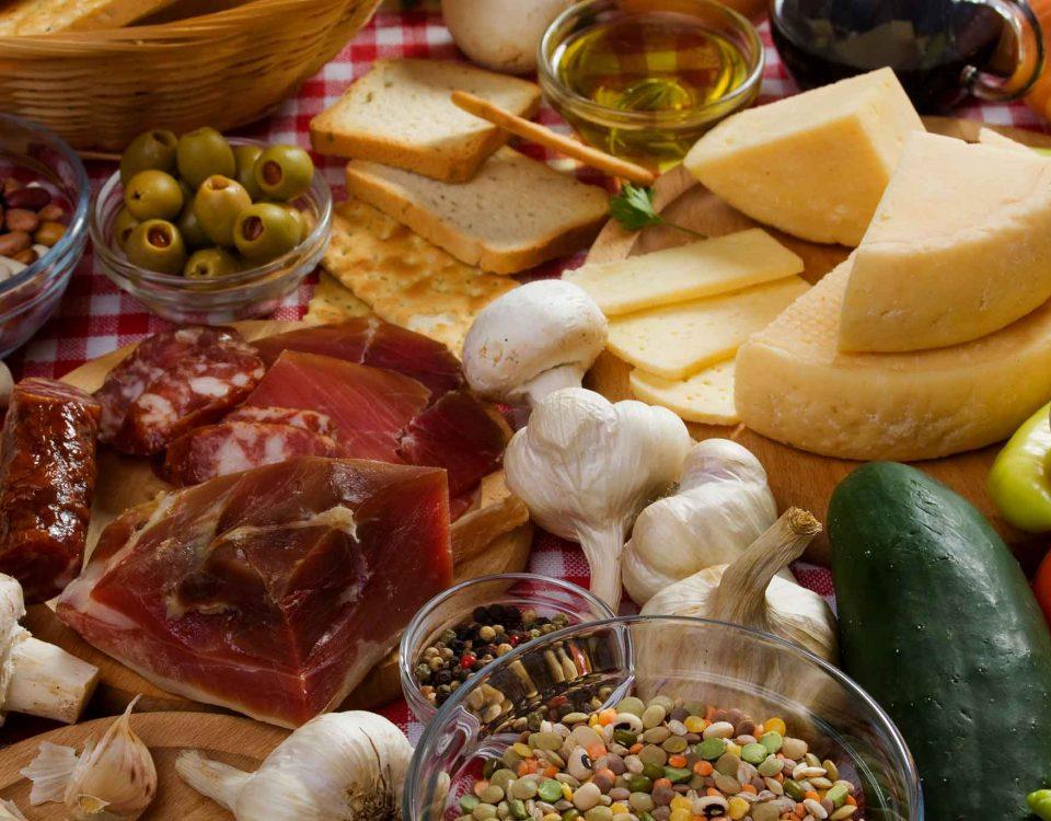 cozinha mediterrânica - restaurante o manel